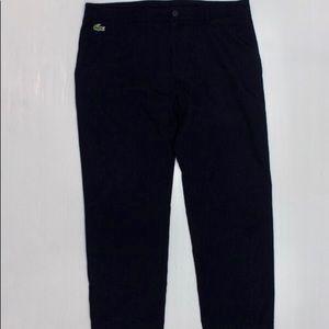 Lacoste Navy Blue Slacks Size 34